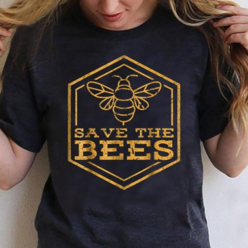 Hot Save The Bees Endangered Bees Beekeeper shirt 3 1 510x510 - Hot Save The Bees Endangered Bees Beekeeper shirt