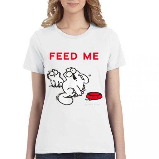 Hot Simon s Cat Feed Me Feed The Cat shirt 3 1 510x510 - Hot Simon's Cat Feed Me Feed The Cat shirt