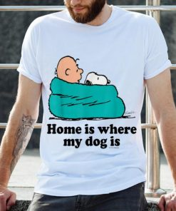 Hot Snoopy And Peanut home Is Where My Dog Is shirt 2 1 247x296 - Hot Snoopy And Peanut home Is Where My Dog Is shirt