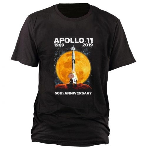 Hot Snoopy and Charlie Brown APOLLO 11 1969 2019 50th anniversary shirt 1 1 510x510 - Hot Snoopy and Charlie Brown APOLLO 11 1969 2019 50th anniversary shirt