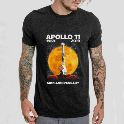 Hot Snoopy and Charlie Brown APOLLO 11 1969 2019 50th anniversary shirt 2 1 510x510 - Hot Snoopy and Charlie Brown APOLLO 11 1969 2019 50th anniversary shirt