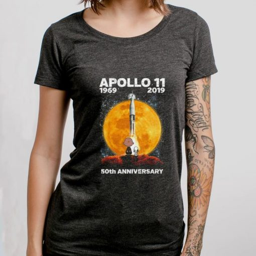 Hot Snoopy and Charlie Brown APOLLO 11 1969 2019 50th anniversary shirt 3 1 510x510 - Hot Snoopy and Charlie Brown APOLLO 11 1969 2019 50th anniversary shirt