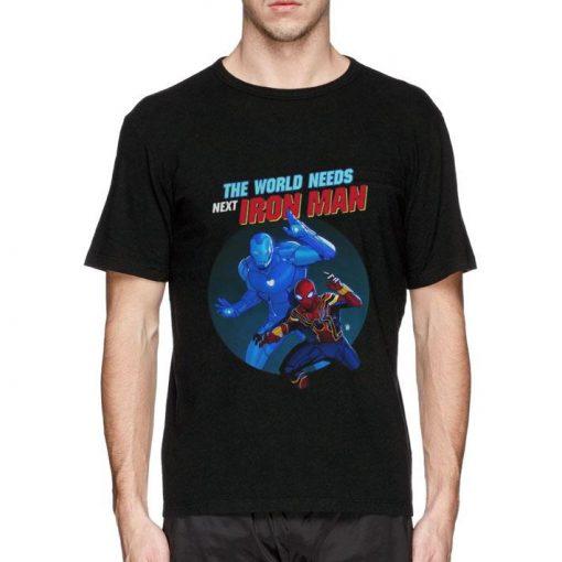 Hot Spider Man The World Needs Next Iron Man Marvel shirt 2 1 510x510 - Hot Spider Man The World Needs Next Iron Man Marvel shirt