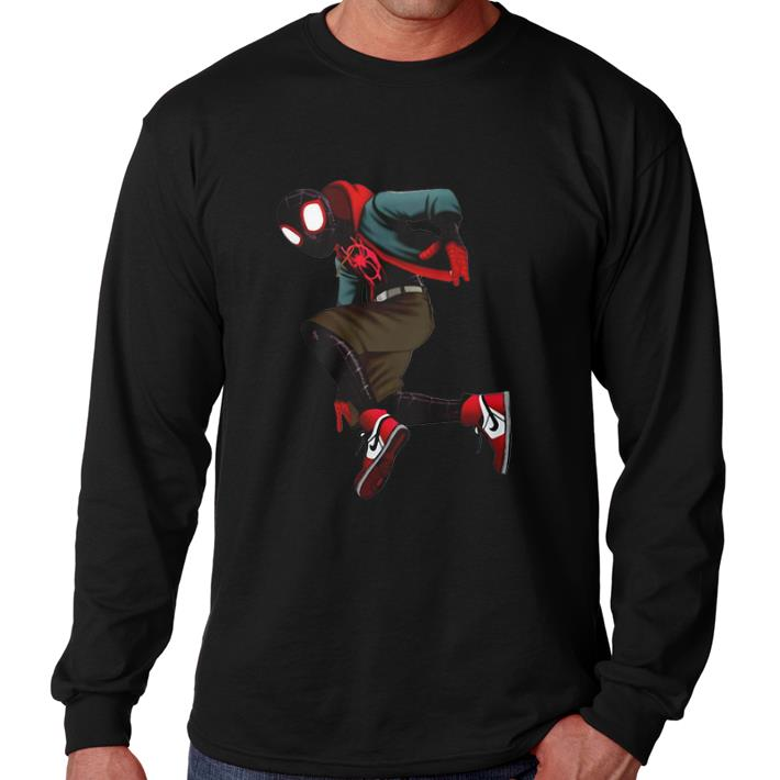 Hot Spider-Verse Miles Morales shirt