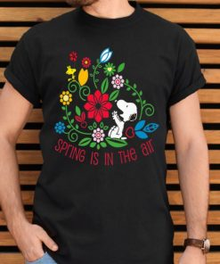 Hot Spring Is In The Air Peanuts Snoopy And Flower Woodstock shirt 2 1 247x296 - Hot Spring Is In The Air Peanuts Snoopy And Flower Woodstock shirt