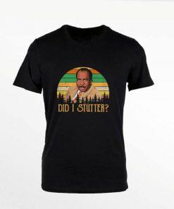 Hot Stanley Hudson did i stutter sunset vintage shirt 1 1 247x296 - Hot Stanley Hudson did i stutter sunset vintage shirt
