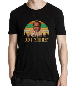Hot Stanley Hudson did i stutter sunset vintage shirt 2 1 247x296 - Hot Stanley Hudson did i stutter sunset vintage shirt