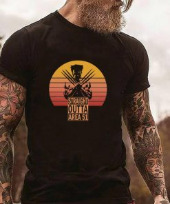 Hot Straight outta Area 51 Wolverine shirt 2 1 247x296 - Hot Straight outta Area 51 Wolverine shirt