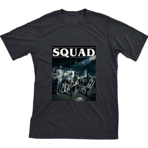 Hot Stranger Things 3 Squad Signatures Characters shirt 1 1 510x510 - Hot Stranger Things 3 Squad Signatures Characters shirt