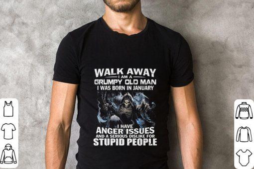 Hot The Death Walk away i am a grumpy old man i was born in january shirt 2 1 510x340 - Hot The Death Walk away i am a grumpy old man i was born in january shirt