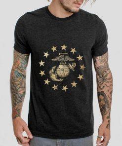 Hot US Marine Betsy Ross flag shirt 2 1 247x296 - Hot US Marine Betsy Ross flag shirt