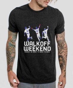 Hot Walk off weekend Rookies go back to back to back shirt 2 1 247x296 - Hot Walk off weekend Rookies go back to back to back shirt