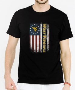 Hot West Virginia Mountaineers Betsy Ross flag shirt 2 1 247x296 - Hot West Virginia Mountaineers Betsy Ross flag shirt