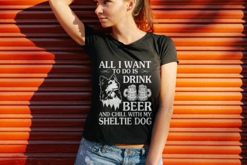Hot trend All I Want To Do Is Drink Beer Chill With My Sheltie sweater 3 1 510x340 - Hot trend All I Want To Do Is Drink Beer Chill With My Sheltie sweater