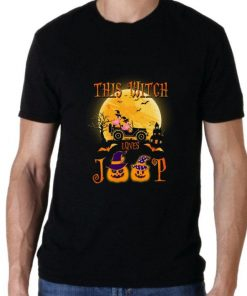 Nice Flamingos this witch loves Jeep Halloween shirt 2 1 247x296 - Nice Flamingos this witch loves Jeep Halloween shirt