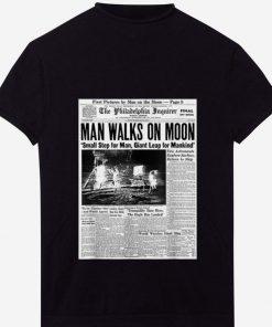 Nice Newspaper Man Walks On Moon Small Step For Man Giant Leap For Mankind shirt 1 1 247x296 - Nice Newspaper Man Walks On Moon Small Step For Man Giant Leap For Mankind shirt