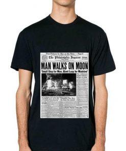 Nice Newspaper Man Walks On Moon Small Step For Man Giant Leap For Mankind shirt 2 1 247x296 - Nice Newspaper Man Walks On Moon Small Step For Man Giant Leap For Mankind shirt