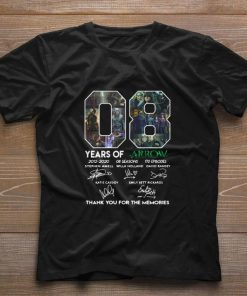 Official 08 years of Arrow signatures thank you for the memories shirt 1 1 247x296 - Official 08 years of Arrow signatures thank you for the memories shirt