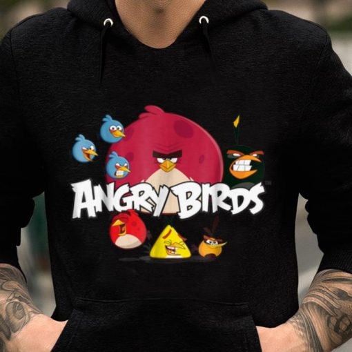 Official Angry Birds Group Shot shirt 2 1 510x510 - Official Angry Birds Group Shot shirt