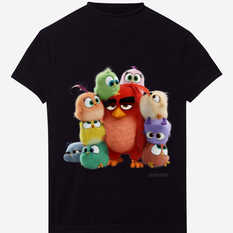 Official Angry Birds Hatchlings Takeover Official Merchandise shirt