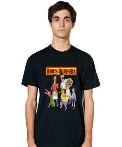Official Bob s Burger Family shirt 2 1 247x296 - Official Bob's Burger Family shirt