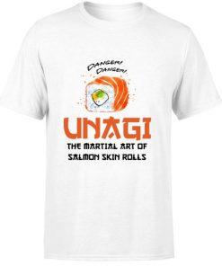Official Danger Danger Unagi the martial art of salmon skin rolls shirt 1 1 247x296 - Official Danger Danger Unagi the martial art of salmon skin rolls shirt