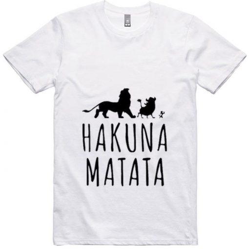 Official Disney Hakuna Matata Lion King shirt 1 1 510x510 - Official Disney Hakuna Matata Lion King shirt