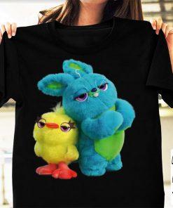 Official Ducky And Bunny Tough Pose Disney Pixar Toy Story 4 shirt 1 1 247x296 - Official Ducky And Bunny Tough Pose Disney Pixar Toy Story 4 shirt