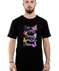 Official Faith Hope Love Believe Dream Colorful Butterfly shirt 2 1 247x296 - Official Faith Hope Love Believe Dream Colorful Butterfly shirt