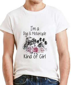 Official Flower I m a dog motorcycle kind of girl shirt 2 1 247x296 - Official Flower I'm a dog & motorcycle kind of girl shirt