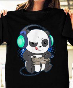 Official Gaming Panda Computer Player Videogame shirt 1 1 247x296 - Official Gaming Panda Computer Player Videogame shirt