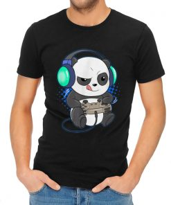 Official Gaming Panda Computer Player Videogame shirt 2 1 247x296 - Official Gaming Panda Computer Player Videogame shirt