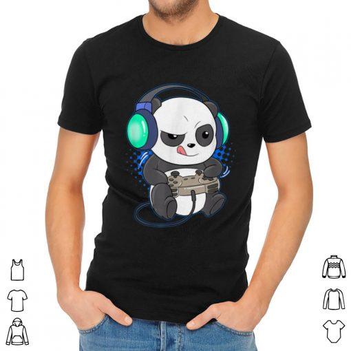Official Gaming Panda Computer Player Videogame shirt 2 1 510x510 - Official Gaming Panda Computer Player Videogame shirt