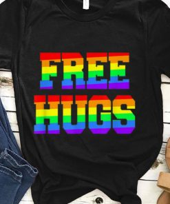 Official Give Love And Free Hugs Gay Pride Rainbow Flag LGBT shirt 1 1 247x296 - Official Give Love And Free Hugs Gay Pride Rainbow Flag LGBT shirt