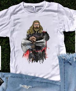 Official God Of Thunder Thor With Stormbreaker shirt 1 1 247x296 - Official God Of Thunder Thor With Stormbreaker shirt