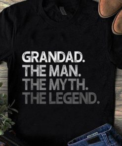 Official Grandad The Man The Myth The Legend Grandad Gift shirt 1 1 247x296 - Official Grandad The Man The Myth The Legend Grandad Gift shirt
