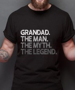 Official Grandad The Man The Myth The Legend Grandad Gift shirt 2 1 247x296 - Official Grandad The Man The Myth The Legend Grandad Gift shirt