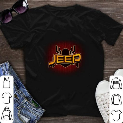Official Jeep Spider Man Far From Home shirt 1 1 510x510 - Official Jeep Spider Man Far From Home shirt