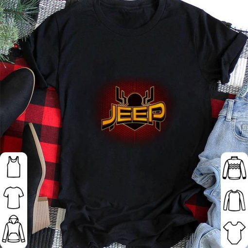 Official Jeep Spider Man Far From Home shirt 2 1 510x510 - Official Jeep Spider Man Far From Home shirt