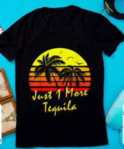 Official Just 1 More Tequila Summer Beach Palm Tree Sunset shirt 1 1 247x296 - Official Just 1 More Tequila Summer Beach Palm Tree Sunset shirt