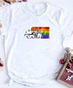 Official LGBT Elton John and piano Rocketman shirt 1 1 247x296 - Official LGBT Elton John and piano Rocketman shirt