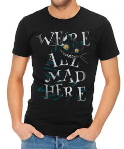 Official Mad Cat Were All Mad Here shirt 2 1 247x296 - Official Mad Cat Were All Mad Here shirt