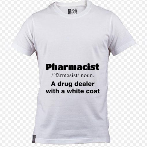 Official Pharmacist a drug dealer with a white coat shirt 1 1 510x510 - Official Pharmacist a drug dealer with a white coat shirt