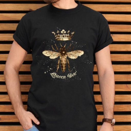 Official Queen Bee With Crown For Beekeepers And Bee Lovers shirt 2 1 510x510 - Official Queen Bee With Crown For Beekeepers And Bee Lovers shirt