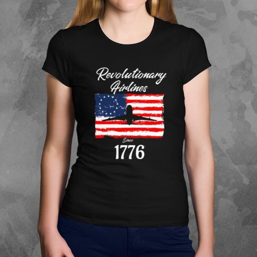 Official Revolutionary Airlines since 1776 Betsy Ross Flag shirt 3 1 510x510 - Official Revolutionary Airlines since 1776 Betsy Ross Flag shirt