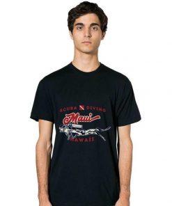 Official Scuba Diving Maui Hawaii shirt 2 1 247x296 - Official Scuba Diving Maui Hawaii shirt