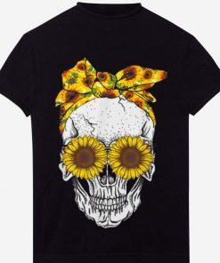 Official Skull Bandana Headband Sunflower Bow shirt 1 1 247x296 - Official Skull Bandana Headband Sunflower Bow shirt