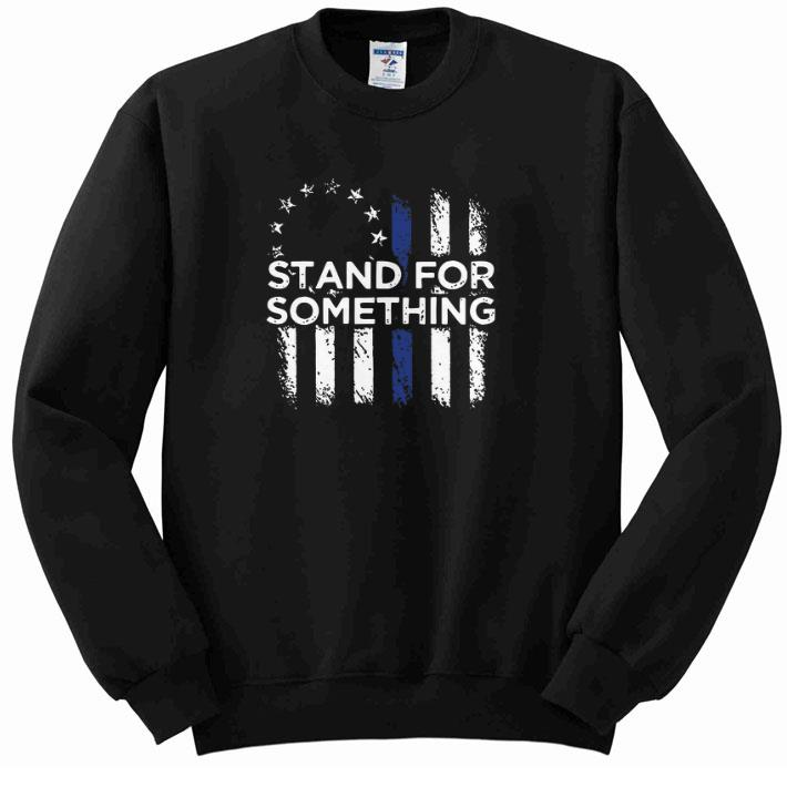 Official Stand for something Betsy Ross flag shirt
