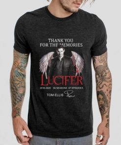 Official Tom Ellis Thank you for the memories Lucifer signature shirt 2 1 247x296 - Official Tom Ellis Thank you for the memories Lucifer signature shirt