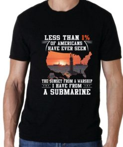 Official U S Sailors Less than 1 of Americans have ever seen submarine shirt 2 1 247x296 - Official U.S. Sailors Less than 1% of Americans have ever seen submarine shirt